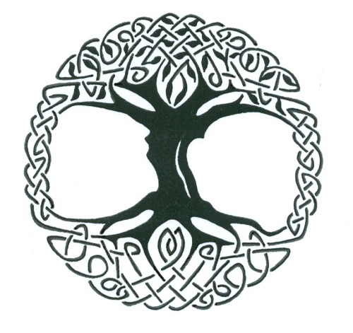 The Celtic Tree of Life
